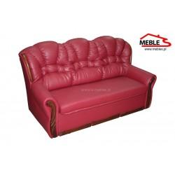 Stylowa Sofa Rozkładana Na Wózku Romeo