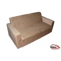 Nowoczesna Sofa z Funkcją Spania Wysuwana na Szufladzie Alibi
