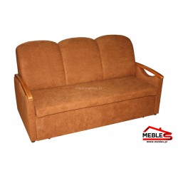 KORI-Sofa z funkcją spania na wózku