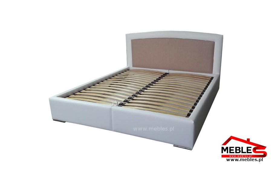 Łóżko Tapicerowane z Pojemnikiem PLUTON