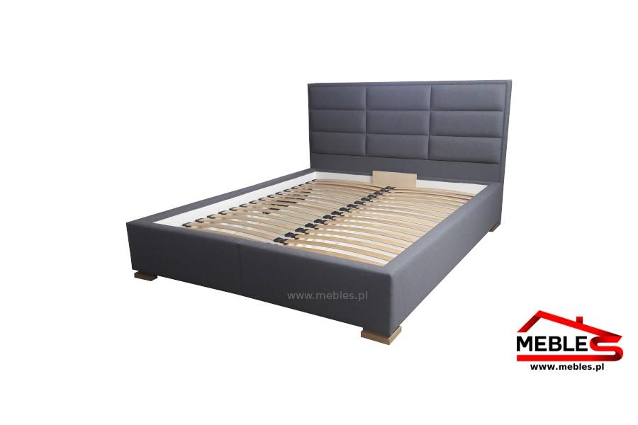 Łóżko Tapicerowane z Pojemnikiem JOWISZ