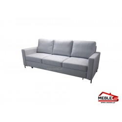 Duża Sofa z Poduszkami na Nogach JESS